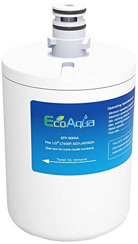 LG LT500P 5231JA2002A koelkast waterfilter EcoAqua waterfilter EFF-6005A LG