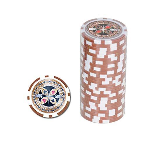 Ultimate Pokerchips 5000 Er Wert Poker Chip Roulette Casino Qualität