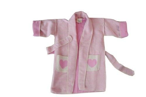 David Fussenegger 95181098 Kimono 2-4 jaar - hart/strepen