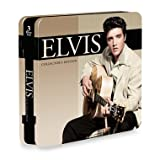 Elvis Collector's Edition CD/DVD Music and Video Tin