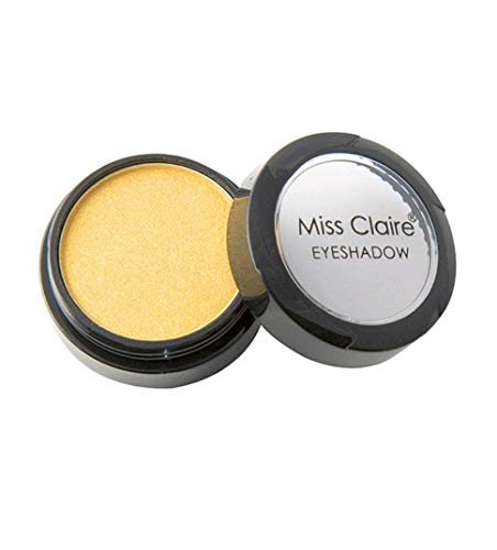 Miss Claire Single Eyeshadow, 0615 Yellow, 2 g