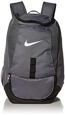 Nike Club Team Swoosh Backpack [Flint Grey/Black/White] (OS)