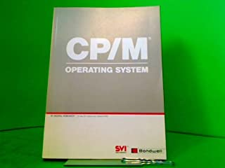 CP/M Operating System Manual.