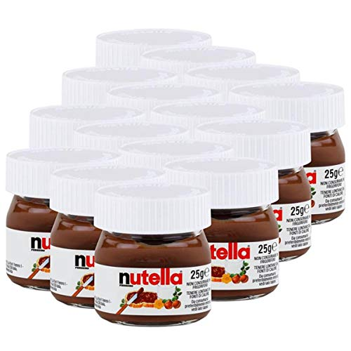 Nutella - Mini Quartals-Vorrat Weekly - 15x25g