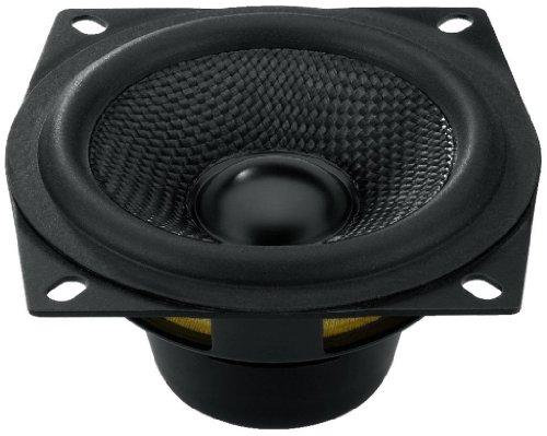 Monacor SPH-30X/8SW Hi-Fi Full Range Lautsprecher mit Kevlar Konus (50 WMAX, 20 WRMS, 8 Ohm)