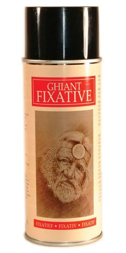 524586 - GHIANT Fixativ Spray - Basic - 400 ml/Dose