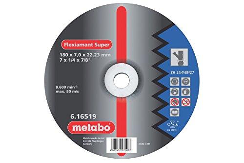 Metabo 616519000 Flexiamant Super 180x7,0x22,23 gietijzer