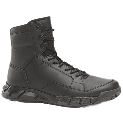 Oakley Men's Light Assault Leather Boots,11.5,Black