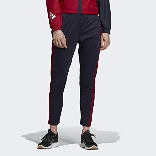 adidas Damen Sport Trousers W ID 3S Snap PT, Legend Ink, S, DX7928