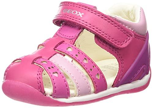 Geox B150AA08554 Bebé-Niñas, Fuchsia/Pink, 21 EU