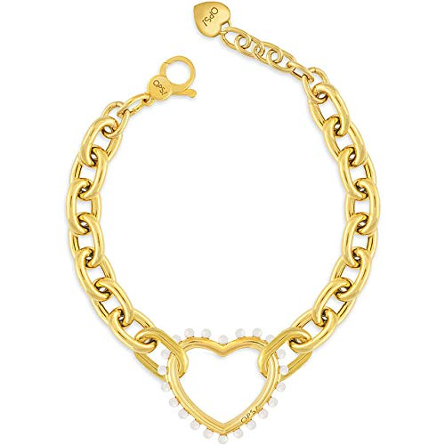 Ops Objects Big Love Trendy - Pulsera para mujer, cód. OPS-LUX40