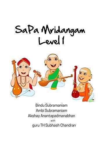 SaPa Mridangam - Level 1 (English Edition)