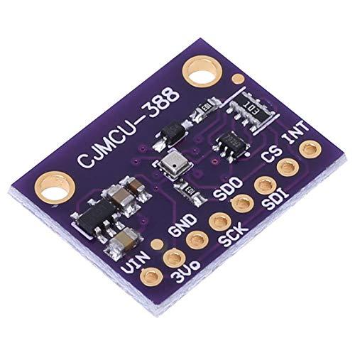 Sensor de presión de aire atmosférico Sensor BMP388 de bajo consumo y bajo ruido Sensor de presión de aire atmosférico digital de 24 bits 8 pines para aplicaciones de seguimiento de altura