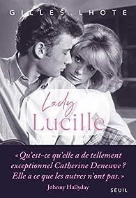 Lady Lucille par Gilles Lhote