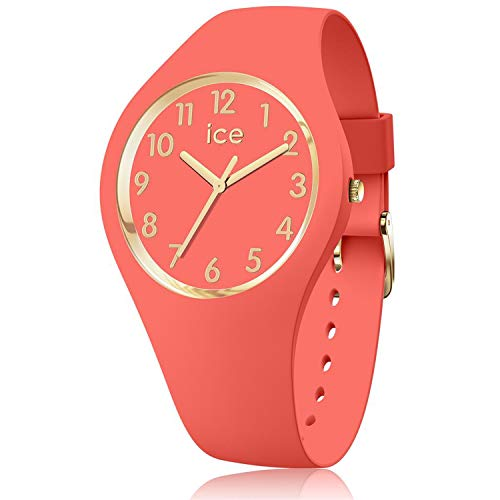 Ice Watch - Reloj de mujer Ice Glam Color Coral Small