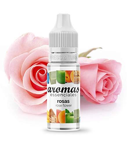 Essenciales - Aroma de Rosas concentrado - 10 ml