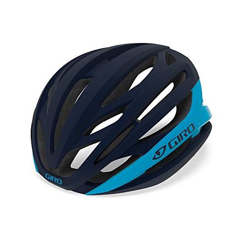 Giro Syntax - Casco de Bicicleta - Azul 2019