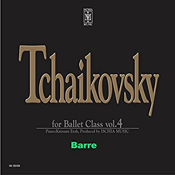Lesson with Tchaikovsky / Barre