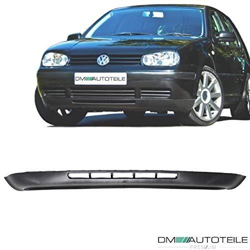 DM Autoteile Golf 4 IV Frontspoiler Spoiler LIPPE für Stoßstange vorne Unterteil aus ABS