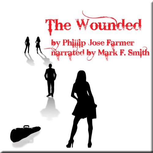 The Wounded audiobook cover art