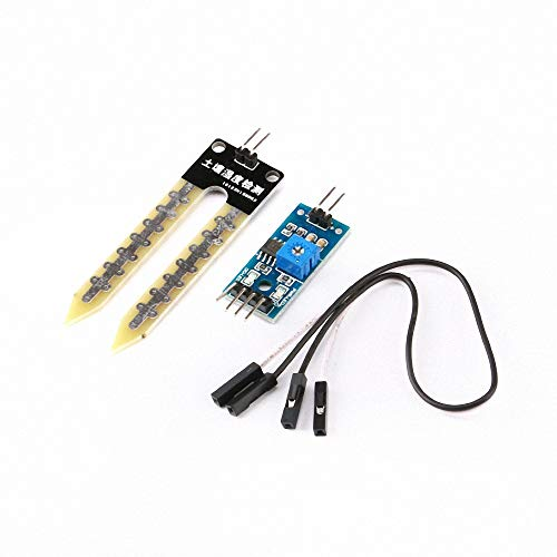Great Features Of 5 pcs Soil Moisture Sensor Soil Humidity Sensor Hygrometer LM393 Module for DIY El...