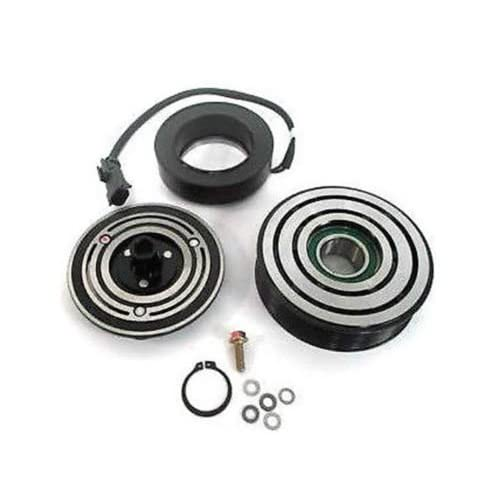 2006 - 2009 Dodge Ram 2500 3500 4500 5500 Diesel L6 5.9L 6.7L Brand New A/C AC Compressor Clutch Assembly kit 55111411