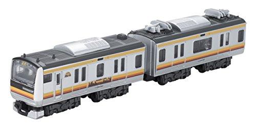 Bトレインショーティー E233系 南武線 (先頭+中間 2両入り) プラモデル