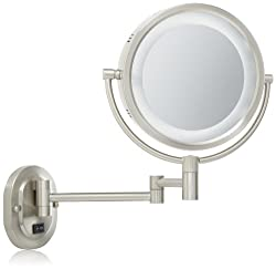 jerdon magnifying makeup mirror