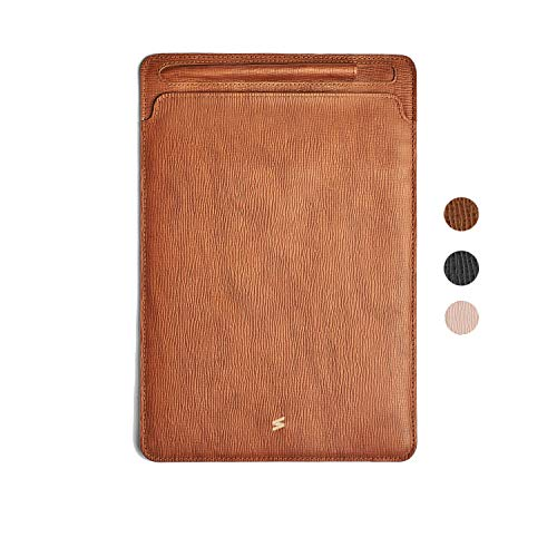 Suritt ® Funda para iPad de Piel Protectora Corteccia (3 Colores siponibles)… (iPad Pro 11´´, Brown)