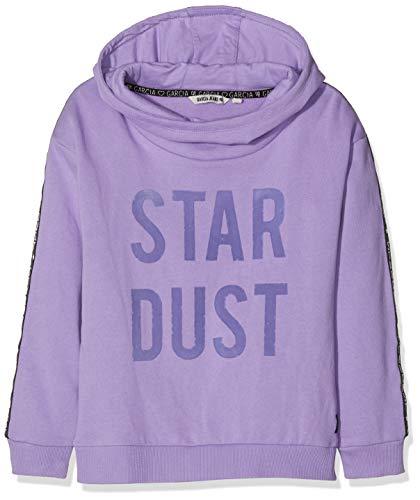 Garcia Kids Garcia Kids Mädchen X82463 Sweatshirt, Violett (Purple Space 3143), 152