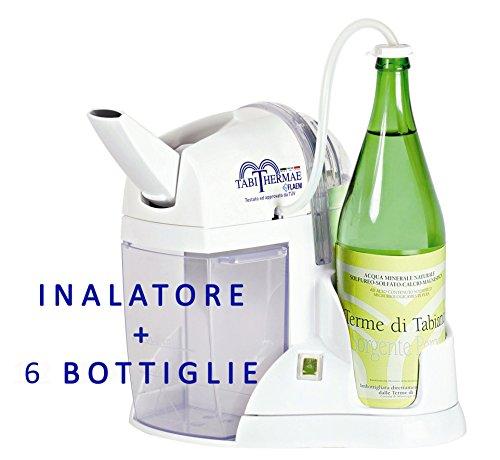 Flaem Tabi Thermae + 6 bottiglie Acqua Tabiano