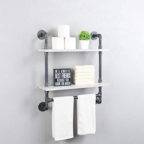 Vintage Shelves for Bathroom