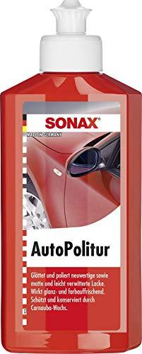 SONAX 300505 Polish auto - Rosso (Rosso), 250ml