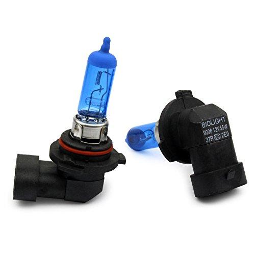 Inion® Xenon Style Lampen, Halogen Birne mit 55W, Xenon Look, vorne/hinten: Abblendlicht, HB4, Zugelassen