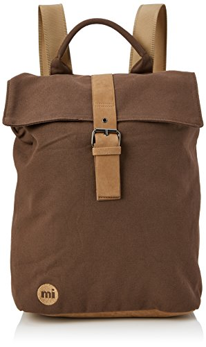 Mi-Pac Day Pack Mochila Tipo Casual, 39 cm, 20 litros, Canvas DkBrown