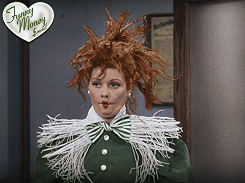 I Love Lucy Funny Money Special