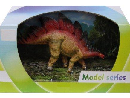 Gen 13 Stegosaure 16cm de Long - Dinosaure