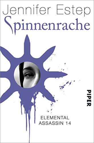 Spinnenrache (Elemental Assassin 14)