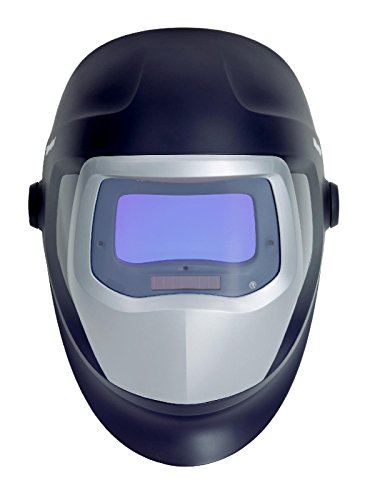 3M Speedglas 9100 Helmet and 9100X Auto-Darkening Filter shade 5/8/9-13 with SW