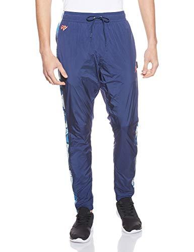 Nike Jordan X RW Flight Pnt 1 – Pantaloni da Uomo, Uomo, Pantaloni, AV4753, Blu, Rosso (Midnight Navy/Infrared 23), M