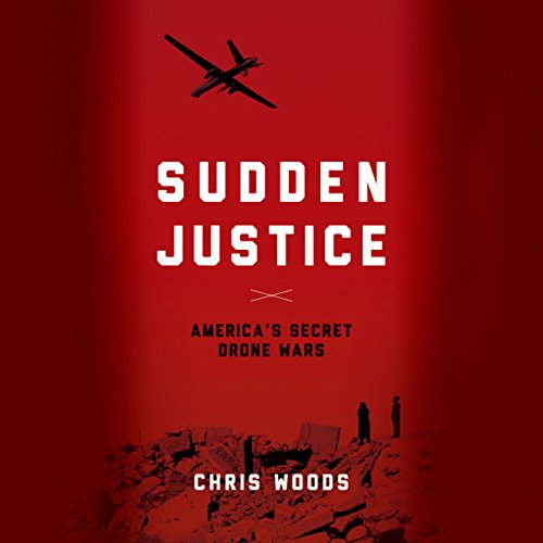 Sudden Justice audiobook cover art