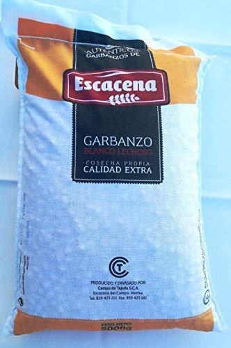Garbanzo Blanco Lechoso saco de 5...