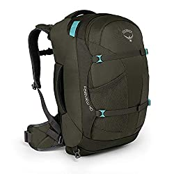 Osprey Fairview Women's 40L backpack in black