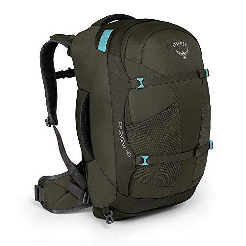 Osprey Fairview, sac de voyage femme, Gris(Misty Grey), WS/WM (40)