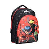 Characters Cartoons – Mochila infantil para la escuela Elementare Lol Surprise. Frozen Ladybug...