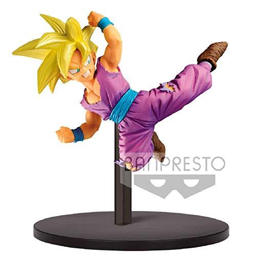 DB Banpresto Son Gohan Super Saiyan Dragon Ball Z Chosenshiretsuden vol 3 - Figura decorativa (11 cm)