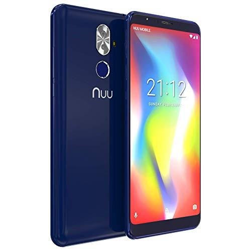 NUU Mobile G2 Smartphone 5,99'...