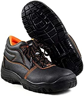 Border-long Wear Safety Shoes For Men, Size : 46