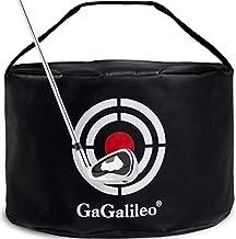 Gagalileo Golf Smash Bag, Golf Strength Trainer, Smash Bag, Golf Hitting Bag, Golf Impact Swing Trainer 17x17x10in