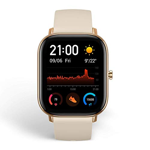 Amazfit GTS Fitness Watch With Heart Rate Monitor